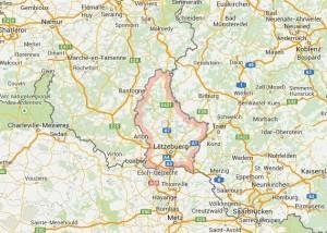 Curierat Luxemburg